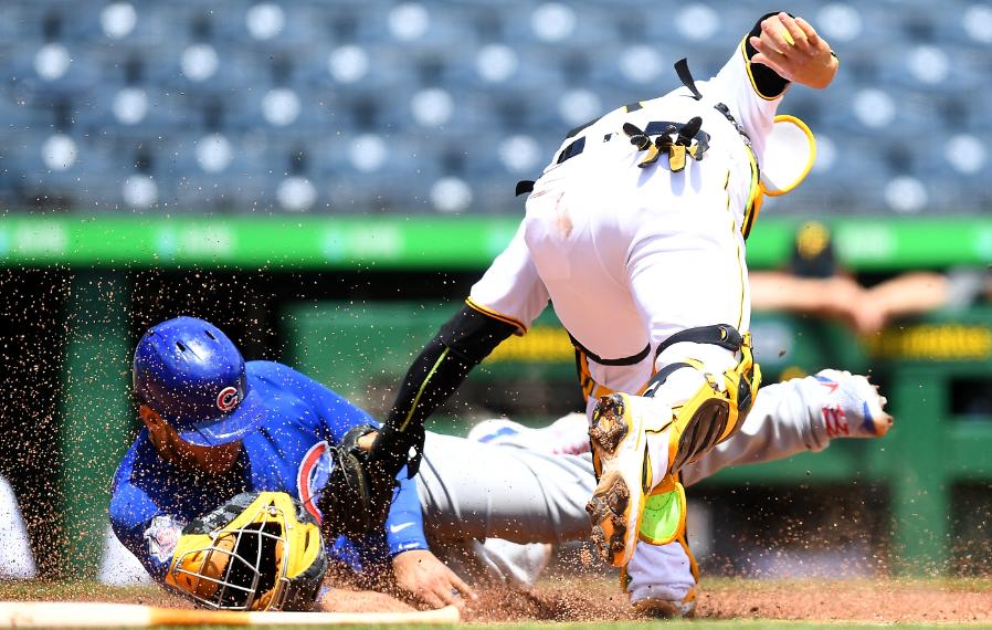 El gracioso error de los Piratas de Pittsburgh en la MLB.