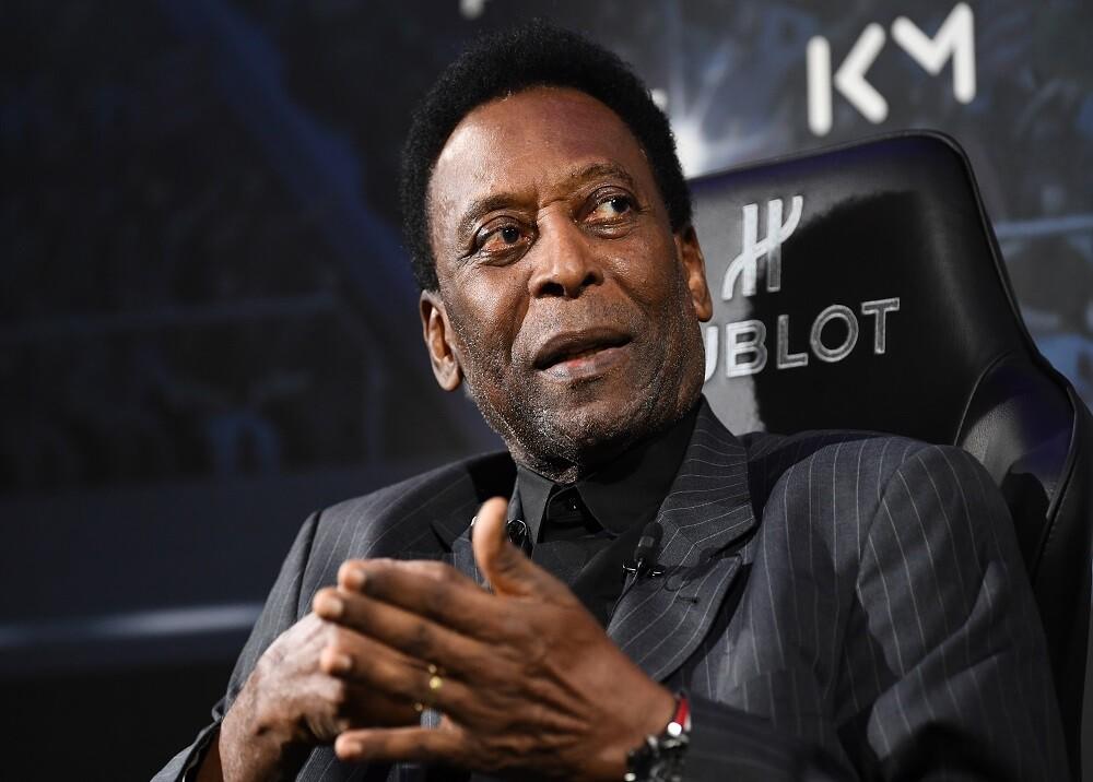 355278_BLU Radio. Pelé / Foto: AFP