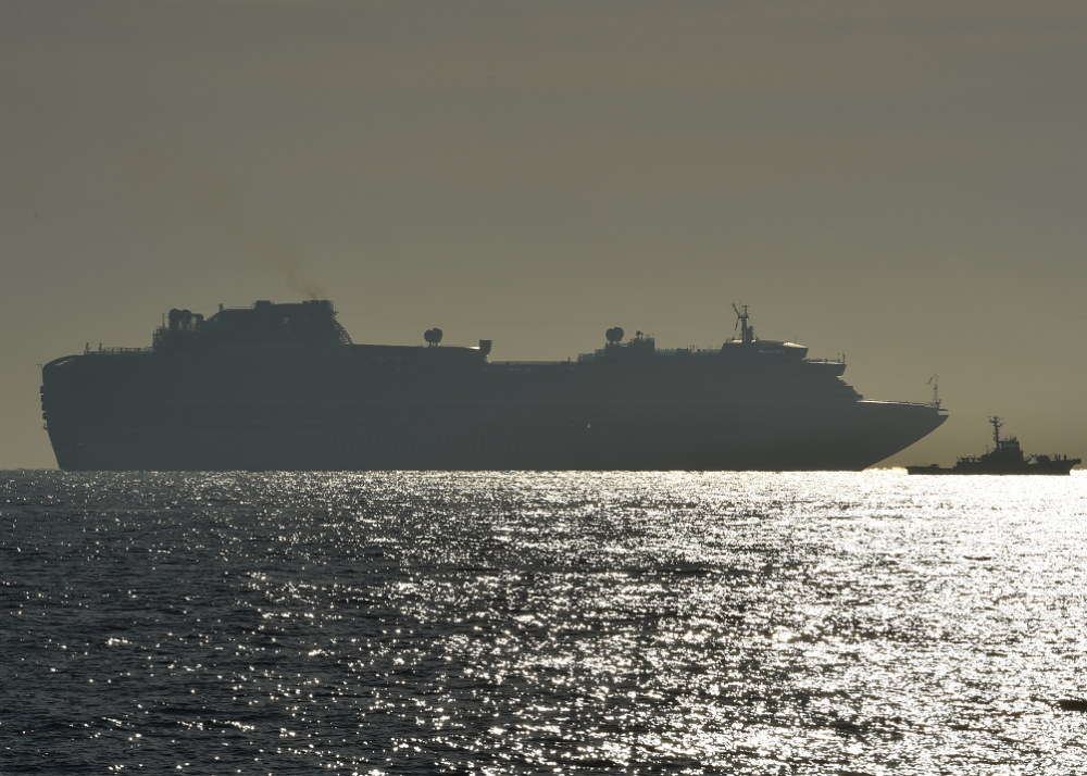 354472_BLU Radio. Coronavirus en un crucero // Foto: AFP