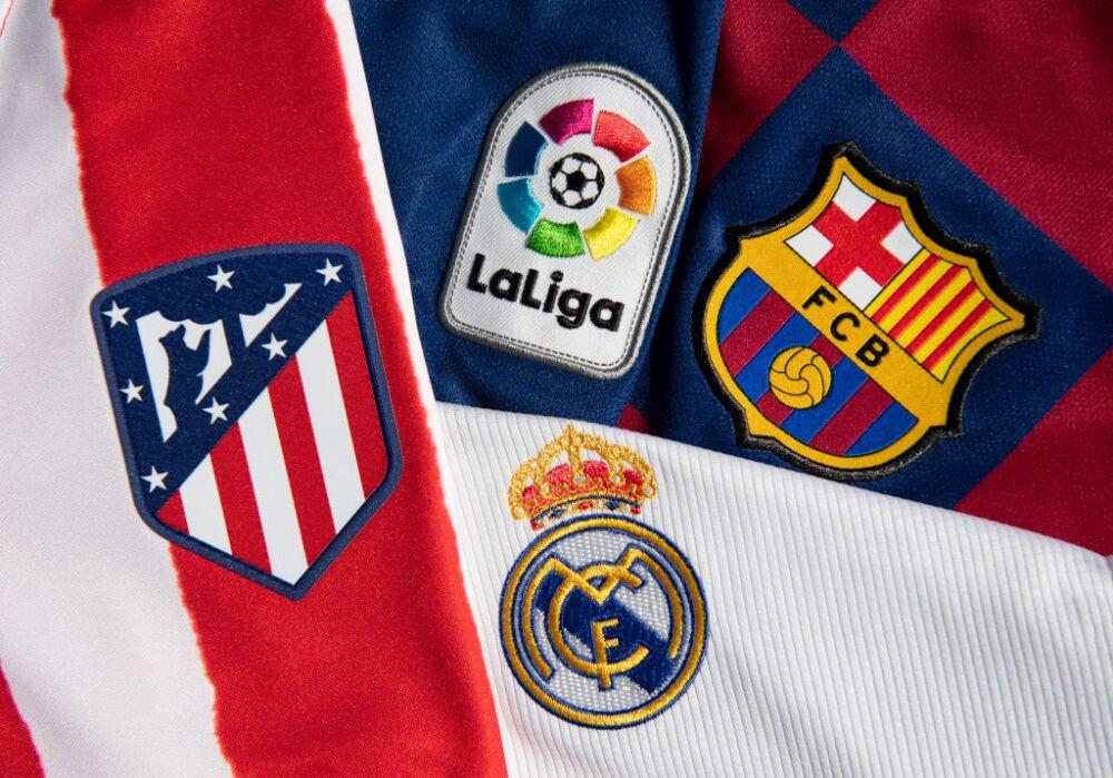 Clubes España