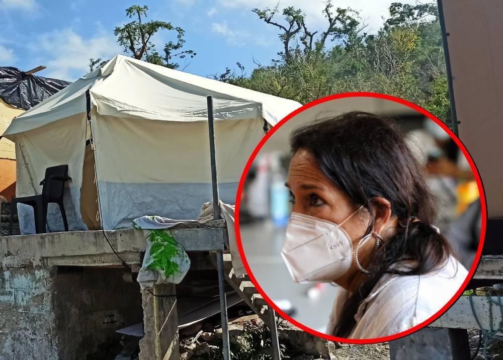 Susana Correa - Habitantes de Providencia todavía en carpas.jpeg