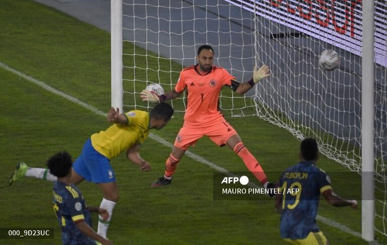 Gol de Brasil