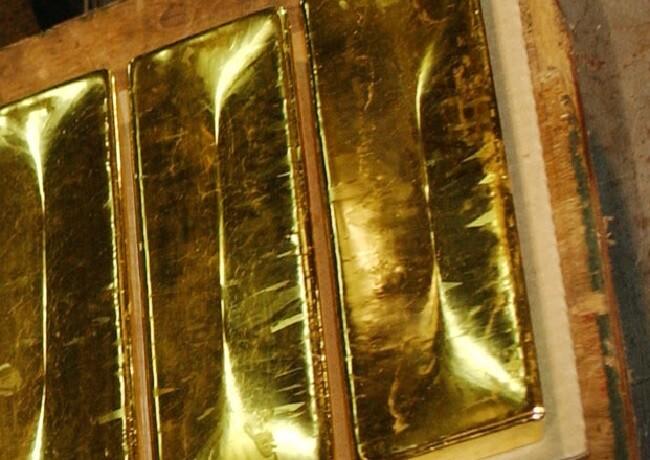 oro de contrabando