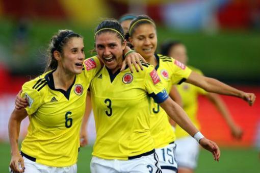 24612_Selección Colombia Femenina - Foto: Twitter @FCFSeleccionCol