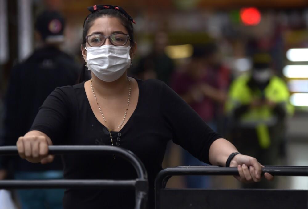 358035_Coronavirus_Colombia // Foto: Referencia AFP
