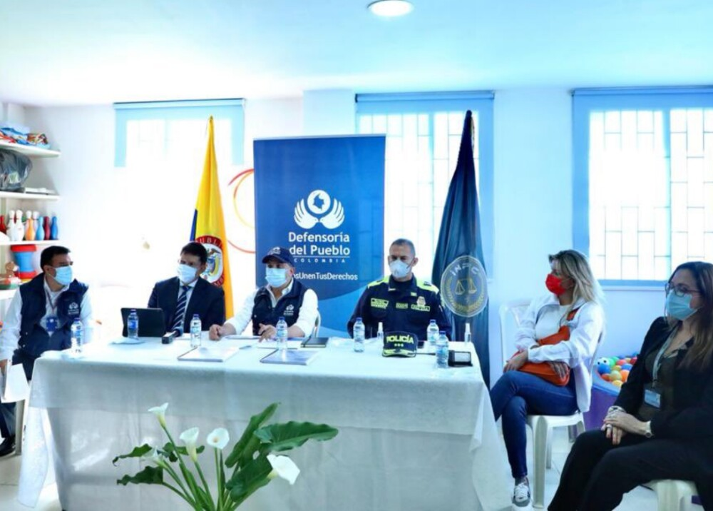 Defensoría del Pueblo en cárcel El Buen Pastor Foto Defensoría del Pueblo.jpg