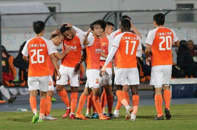 333111_Meizhou Hakka, equipo de la segunda división del fútbol chino