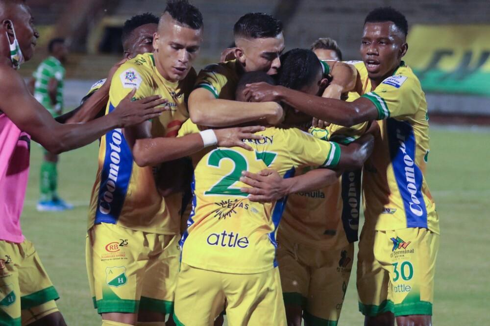 Atletico Huila vs Deportes Quindio