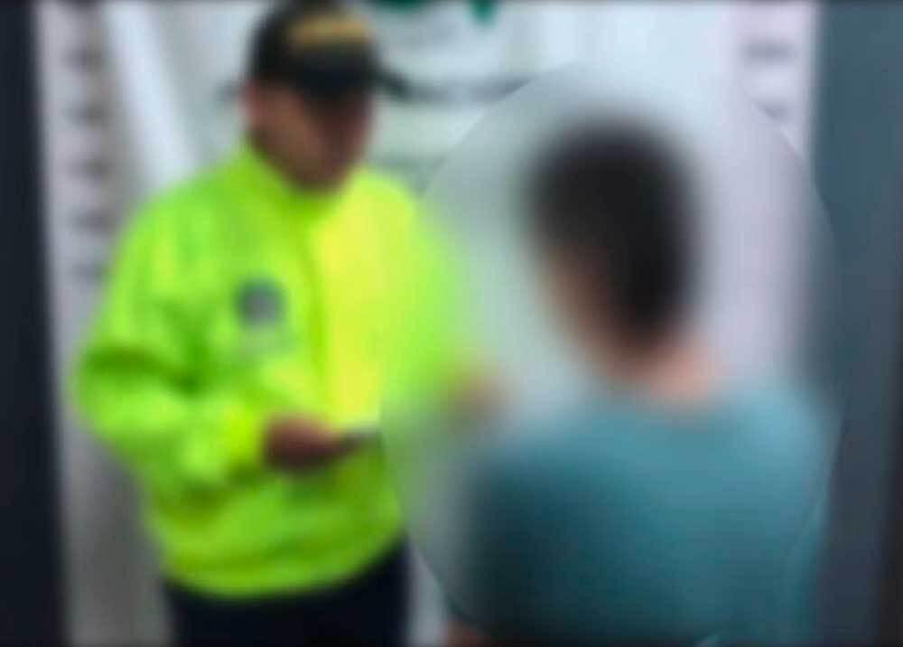 336631_Blu Radio // Menores en Santander // Foto: Policía