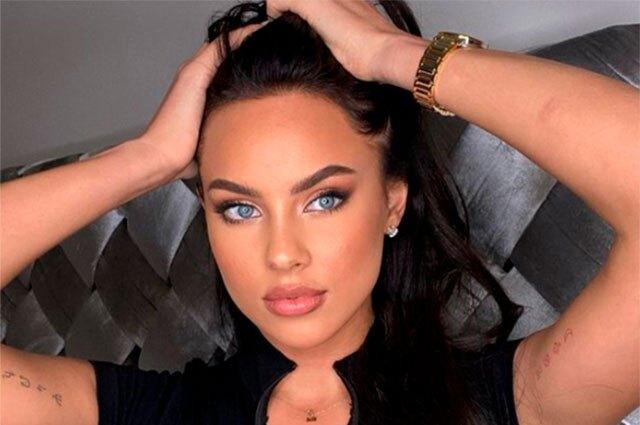 Modelo Kasia Lenhard