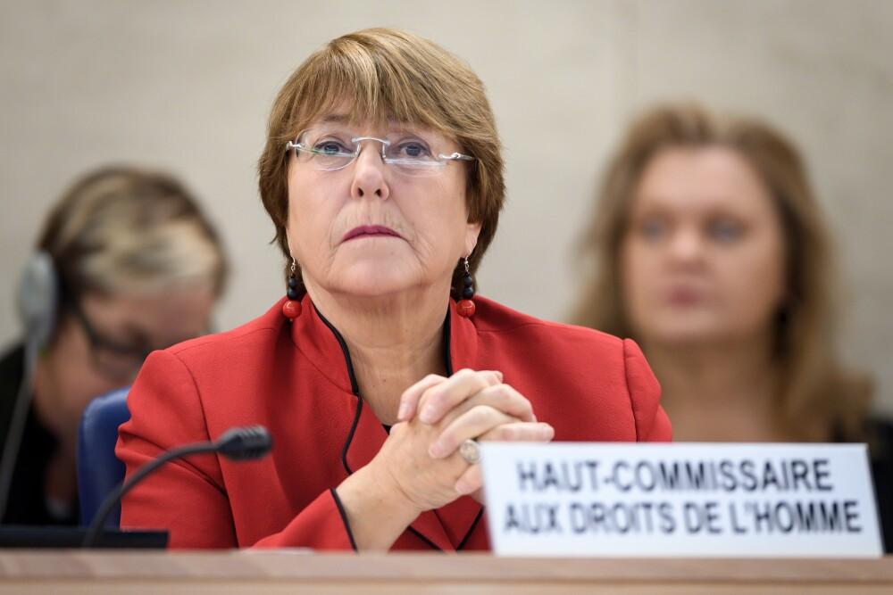 329170_Michelle Bachelet - AFP