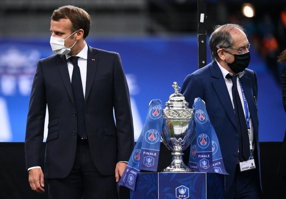 Copa de Francia / AFP