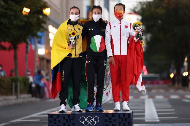 Medallería de los Juegos Olímpicos de Tokio