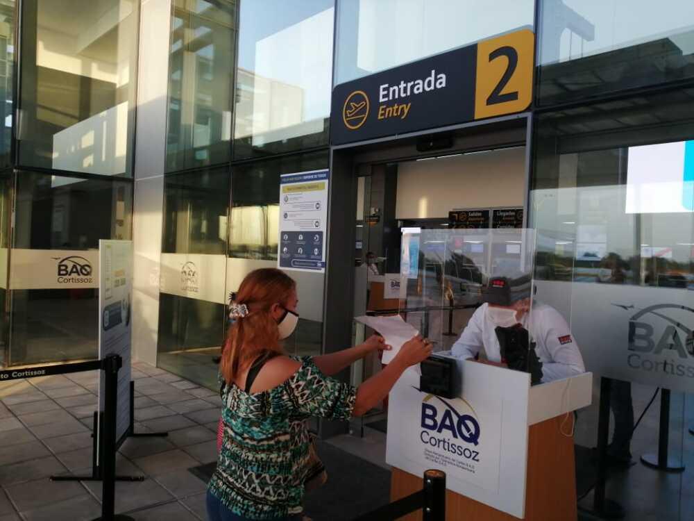 377137_BLU Radio // Aeropuerto Ernesto Cortissoz // Foto: BLU Radio