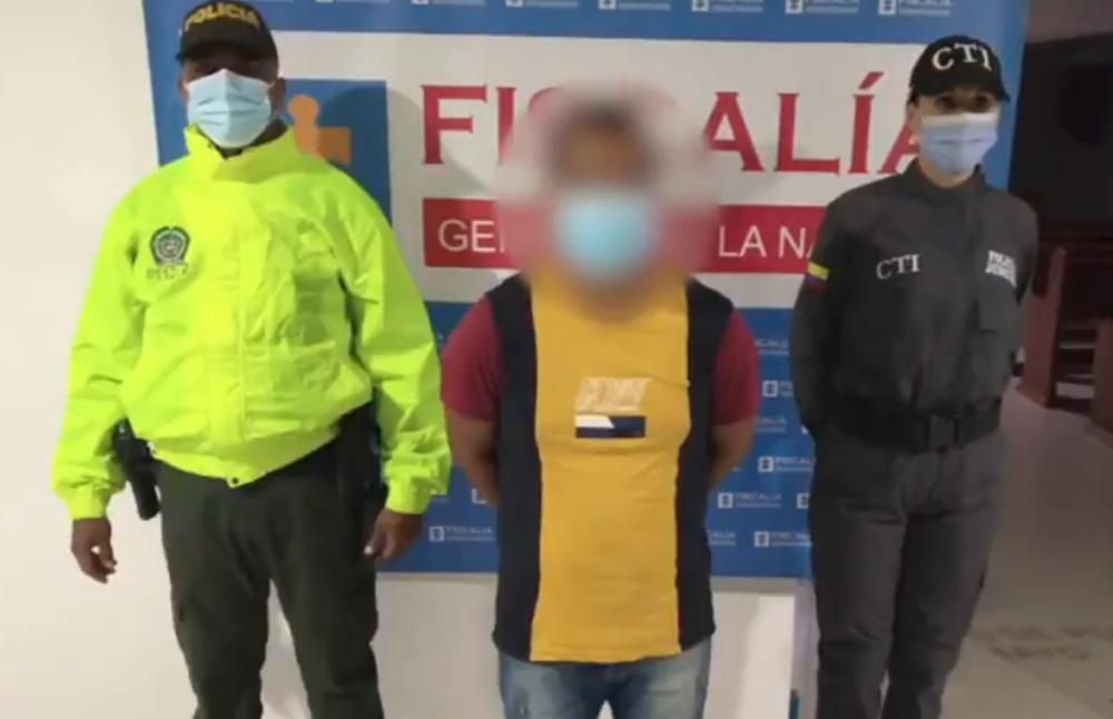 Sacristán capturado en Putumayo por presunto abuso a dos menores