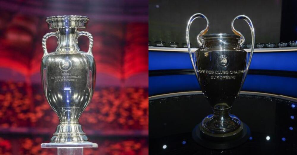 Eurocopa y liga campeones
