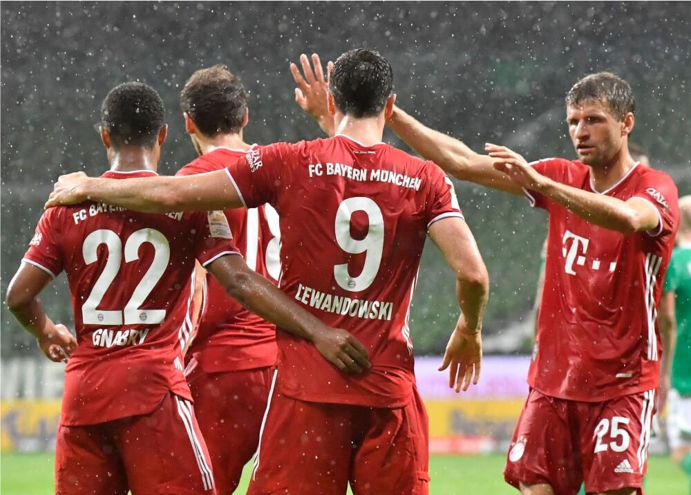 367727_Bayern Múnich // Foto: AFP