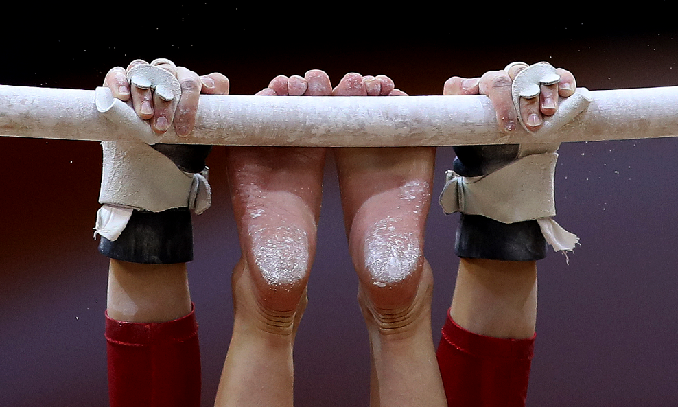 Antiguos gimnastas griegos acusan a sus entrenadores de la época de maltrato