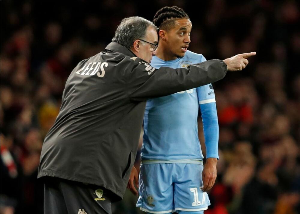 371450_Marcelo Bielsa / Leeds United // Foto: AFP