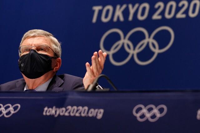 Thomas Bach, sobre los Juegos Olímpicos