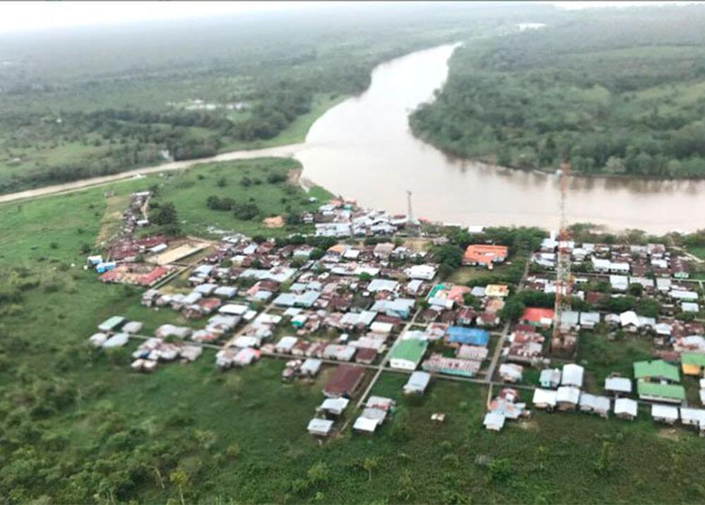 336754_BLU Radio. Río Atrato en Murindó / Foto: Noticias Caracol