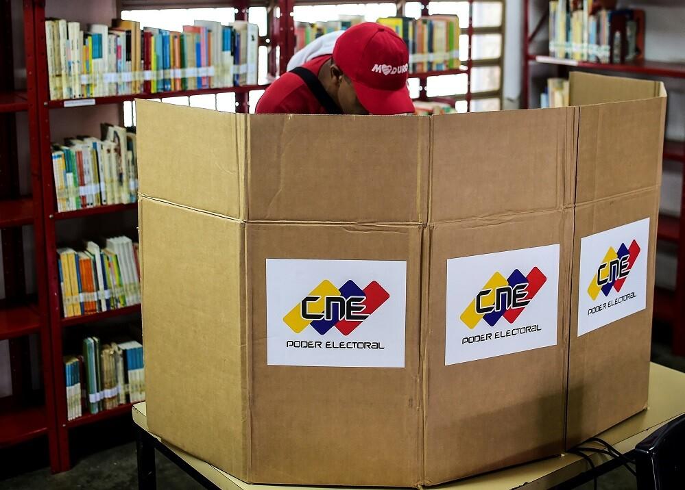 288579_BLU Radio: CNE Venezuela / Foto: AFP