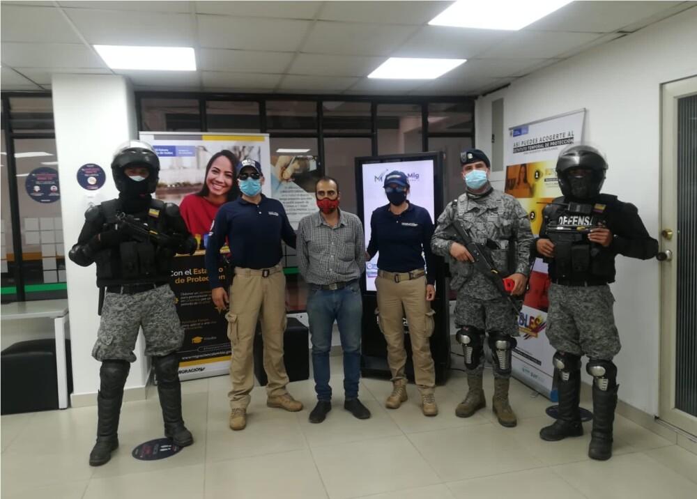 ciudadano sirio Samer Al Hasanieh_Migración Colombia (1).jpg