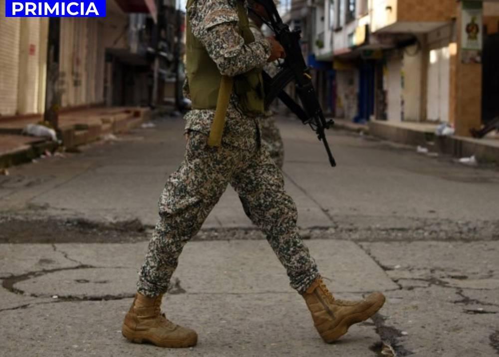 Fuerza pública en Buevaventura, Valle del Cauca Foto AFP, referencia.jpeg