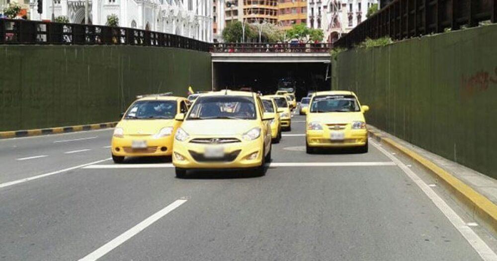 Taxistas de Cali aprenderían idiomas persas para atender a afganos que puedan llegar a la ciudad.jpg