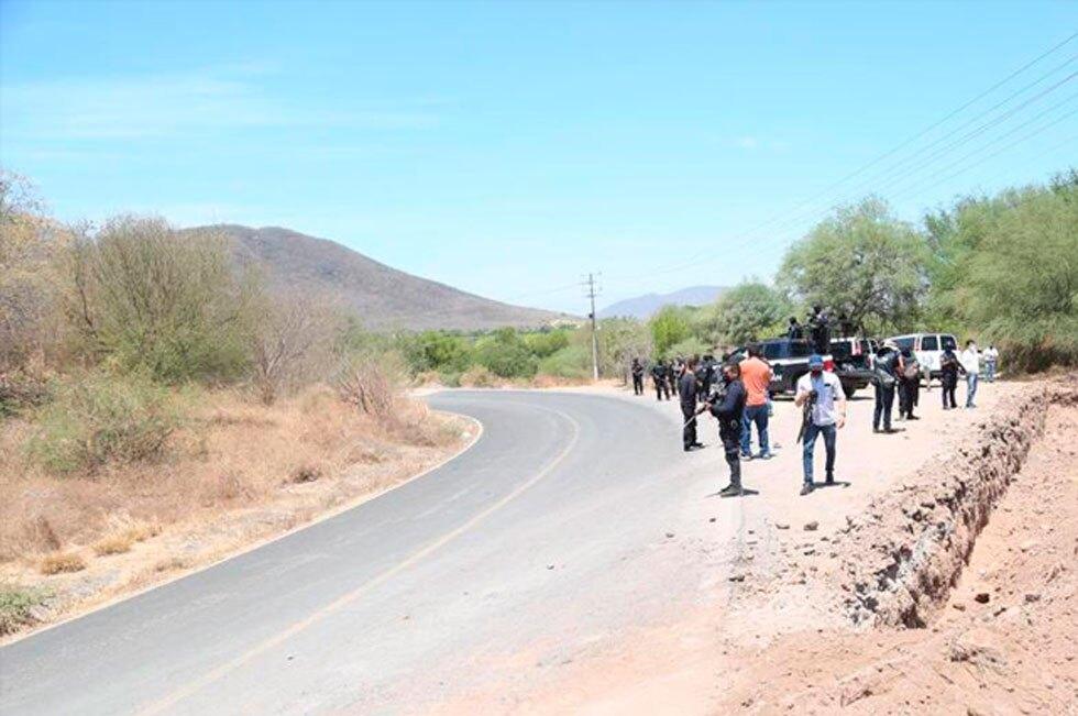 Carretera Michoacán