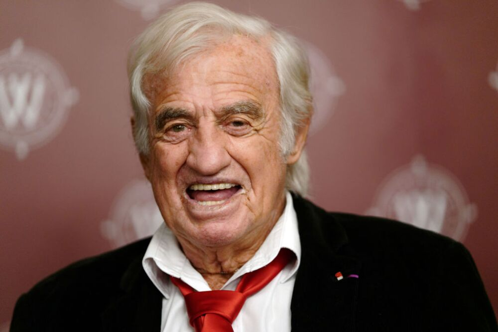 Francia le rendirá homenaje a Belmondo.