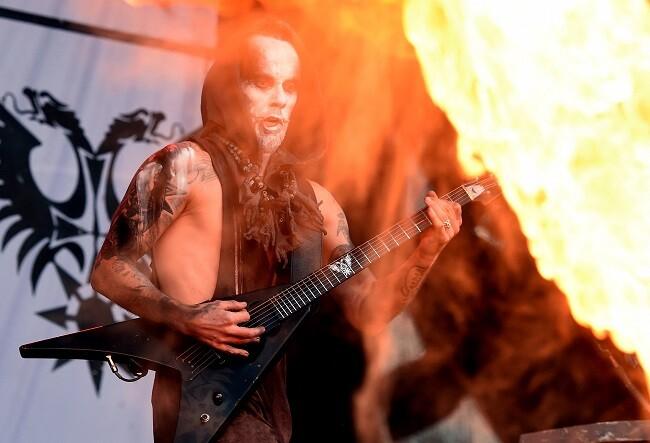 cantante metal satanico_afp