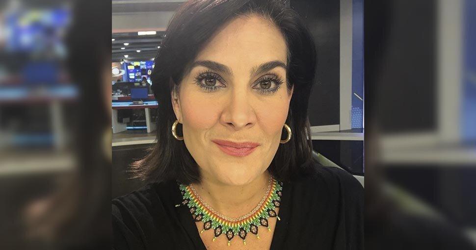 Vanessa De La Torre cambió de look y su esposo la ayudó