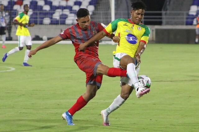 Real Cartagena vsTiges F.C.