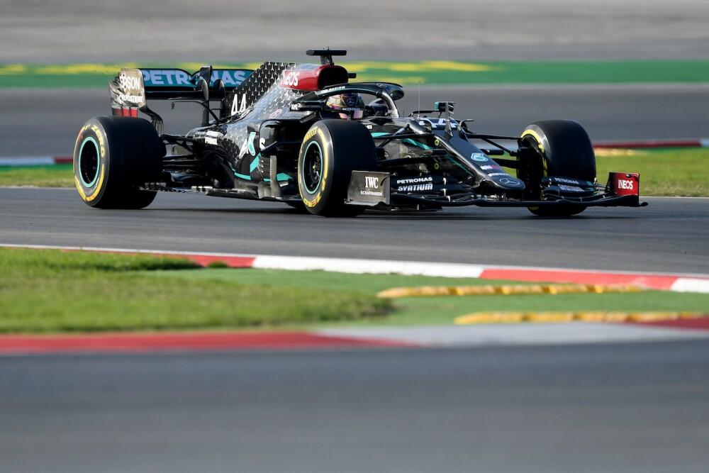Mercedes F1 / AFP