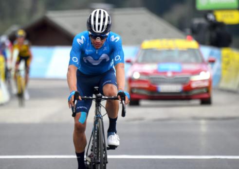 Miguel Ángel López será uno de los colombianos en el Tour de Francia.