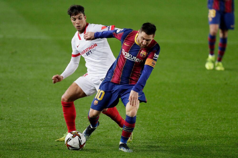 FC Barcelona v Sevilla