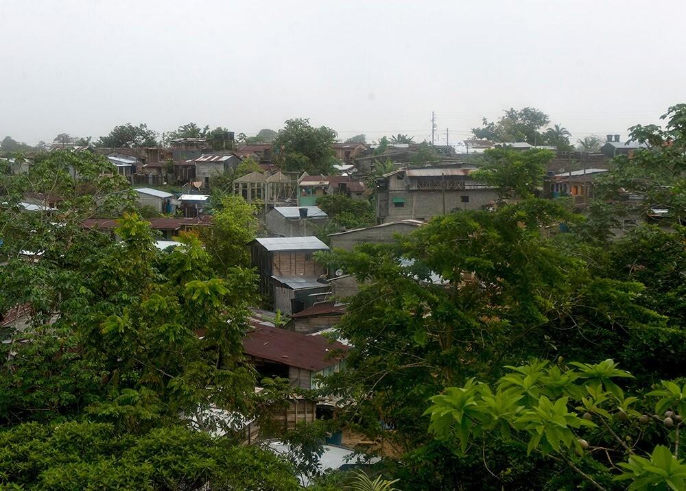 Panorámica de Quibdó, Chocó : AFP.jpeg