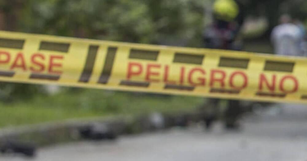 Sicarios mataron a hombre que estaba en puesto de comidas y bebidas del parque de El Ingenio en Cali