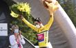 Daniel Martínez se coronó campeón del Critérium del Dauphiné