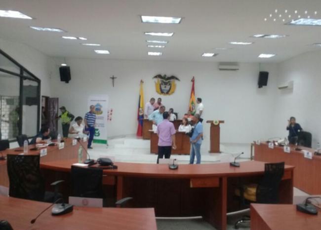 372016_Concejo de Barranquilla. Foto: Cortesía