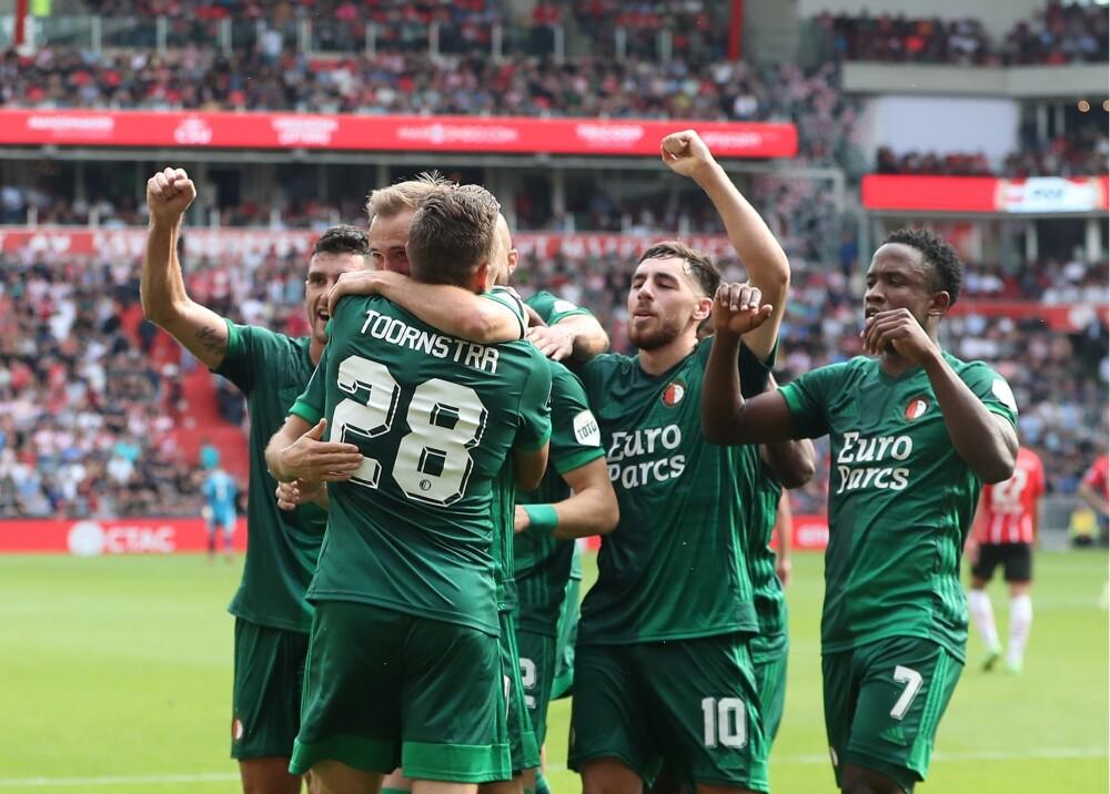 Feyenoord goleó a PSV Foto feyenoord.jpg