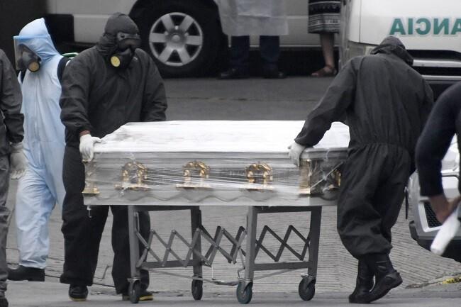 muerto por covid en guatemala