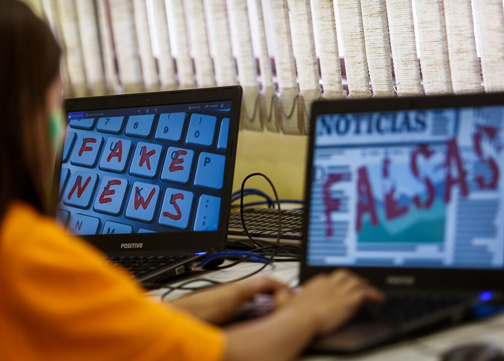 343275_BLU Radio // Noticias falsas // Foto: AFP