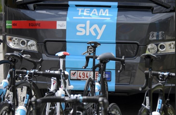 sky team ciclismo