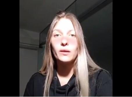 Mujer dice tener problemas por ser bella