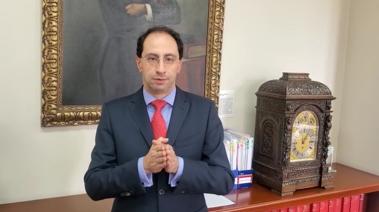 Ministro de Hacienda, José Manuel Restrepo