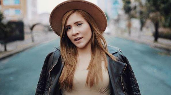 Cantante y compositora Diana Aponte