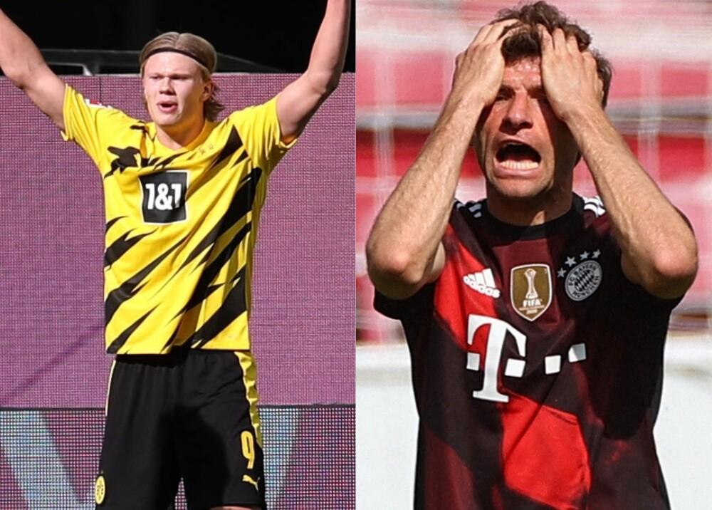 Dortmund y Bayern Múnich Foto AFP.jpg