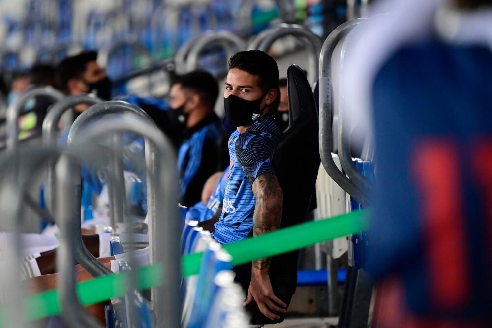 371461_James Rodríguez // Foto: AFP